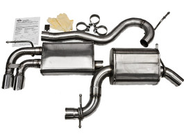 "APR RSC 3"" Performance Turboback Exhaust System for Jetta"