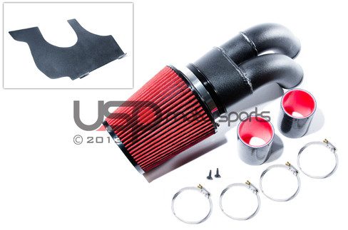 Audi Performance Parts: USP Motorsports Audi S6 4.0T Intake System w/ Heat Shield