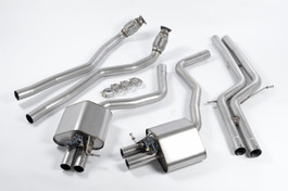 Milltek Sport Non-Resonated Cat-Back Exhaust for Audi RS7 (SSXAU365)