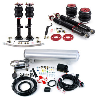Airlift Digital Combo Kit for '92-'98 E36 3 series. does not fit Compact, Z3, or Z3M Coupe rear (95736)