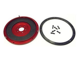 VW Performance Parts, AST, 228mm, Aluminum Flywheel, for Mk4, 1.8T, 2.0L, TDI, inc. OEM ring gear, 10-105-060K