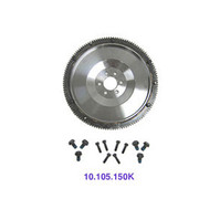 VW Performance Parts, AST, 228mm, Steel Flywheel, 228mm, for Mk4, 1.8T, 2.0L, TDI, 10-105-150K