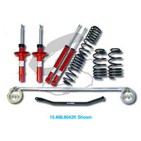 VW Performance Parts, ClubSport, Stage II, Stage 2, Golf, Jetta, Mk4, 10-498-8042K