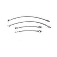 VW Performance Parts, Autotech, SportTuned, S/S, Brake Lines, Passat, B5, 2000-2005, 4-Motion, 4pc, 10-611-216K