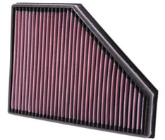 K&N Drop-In Air Filter for BMW 335d Diesel