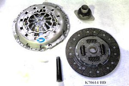 DXD Clutch Kit for B8 Audi A4 / A5 2.0T & 3.2L