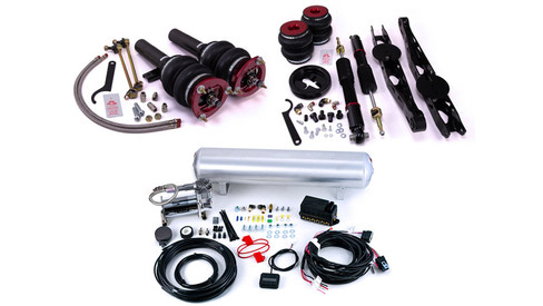 Air Lift Digital Air Suspension Combo Kit w/ Shocks (55mm Front Struts & Independent Rear ONLY) for MK7 Golf / GTI (98022)