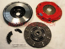DXD Clutch and Flywheel Kits for Audi TTRS 2.5T (KTTRS-HD-O), Stage 2 Daily