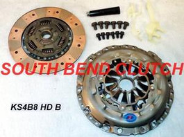 DXD Clutch Kit for 2005-2006 BMW X3 3.0L (K03076-HD)