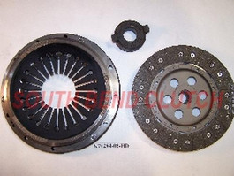DXD Clutch Kit for 1998-2005 Porsche 996 911 3.6L Carrera / 4 / 4s Push Type