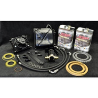SSP Titan Series Stage 4 Track Package for 2006-2013 VW / Audi 02E DSG Transmission