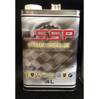 SSP Pro Gold Transmission Fluid for all Dual Clutch Transmissions