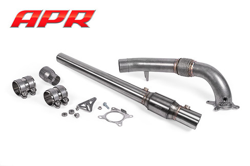 APR Cast Downpipe Exhaust System for FWD/AWD MKII Audi TT