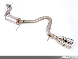 AWE Tuning Performance Resonated Cat Back Exhaust System for 8P Audi A3 2.0T FSI/TSI/TFSI (3010-22016)