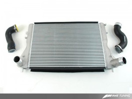 AWE Tuning Front Mounted S3 Intercooler Kit for 8P Audi A3, TT, MK5 GTI/GLI DSG & Manual Trans. 2.0T FSI (4510-11014)