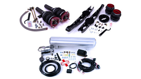 Air Lift Digital Air Suspension Combo Kit w/o Shocks (55mm Front Struts & Independent Rear ONLY) for MK7 Golf / GTI (98023)