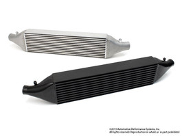 Neuspeed Black Finish Front Mount Intercooler (FMIC) for MK7 VW Golf R (48.10.45.BLK)