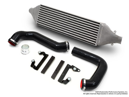 NEUSPEED FRONT MOUNT INTERCOOLER (FMIC) FOR 2012-13.5 VW Jetta GLI 2.0 TSI, Silver (48.10.97)