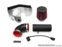 Neuspeed P-FLO Air Intake 2.0L TDI, Dry Filter Black Pipe (65.10.83D)