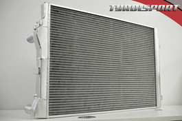 Tyrolsport Aluminum Radiator for VW MK5/MK6 TSI (TSUGRADTSI)