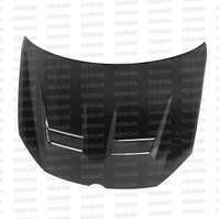 Seibon DV-style Carbon Fiber Hood for 2010-2014 VW Golf / GTI (HD1011VWGTI-DV)