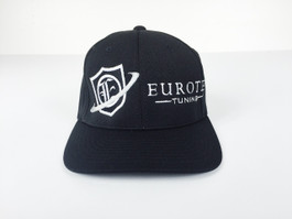 Eurotek Tuning Flex Fit Cap (Black) (CAP-ETEK-01)