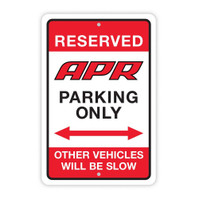 "APR 12""x18"" PARKING SIGN (APR16A-A31)"