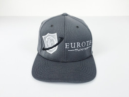 Eurotek Tuning Flex Fit Cap (Charcoal) (CAP-ETEK-05)