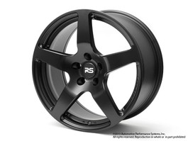Satin Black Neuspeed RSe52 18x9 +40 5x112 Light Weight Wheel for VW/Audi (88.52.04B)