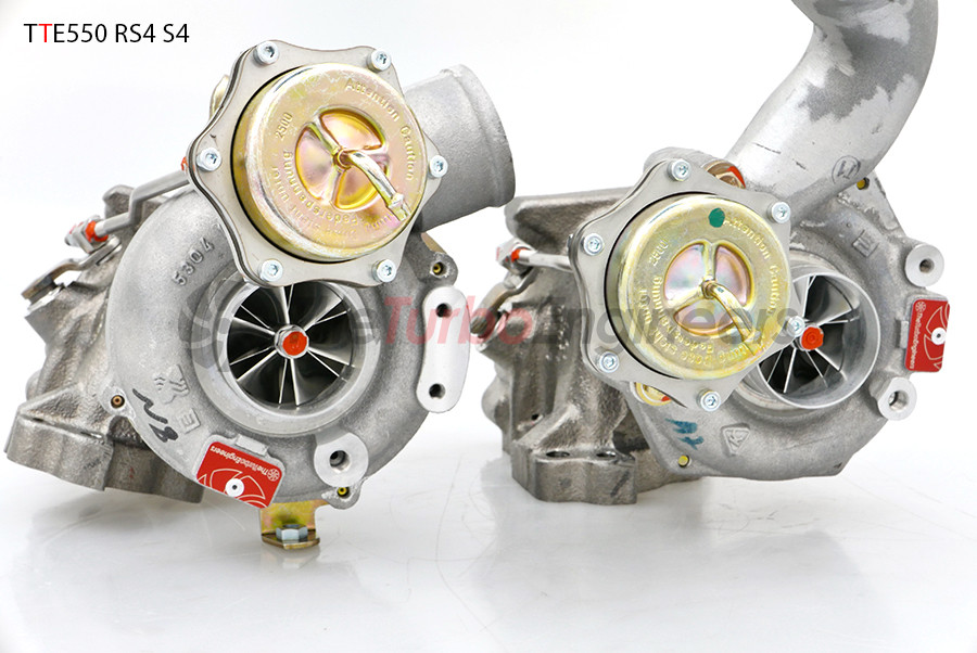 TTE550 Turbocharger for AUDI RS4 / S4 B5 / A6 2 7t