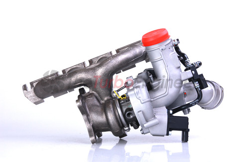 TTE350+ Upgrade Performance Turbocharger for AUDI / VW A3 / GOLF GTI 2.0 TFSI / TSI (TTE350+)