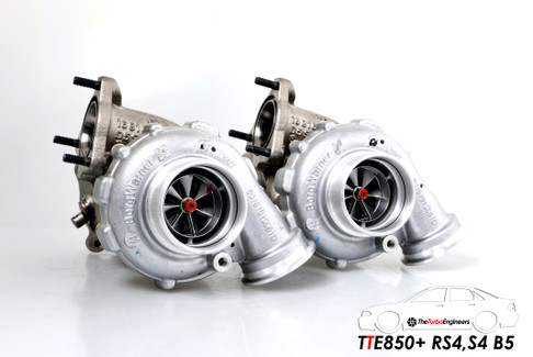 TTE850+ Turbocharger (New) for AUDI RS4 / S4 B5 / A6 C5 ALLROAD 2.7 (TTE850+)