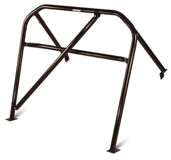 Autopower Race Roll Bar with Options for 1999-2005 BMW 325 / 328 Sedan (60903-O) (Note: Image not vehicle specific. Actual shape will conform to the features of your vehicle.)
