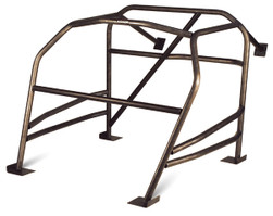 Autopower U-Weld Full Cage Kit for 2008+ Fiat 500 (33661) (Note: Image not vehicle specific. Actual shape will conform to the features of your vehicle.)