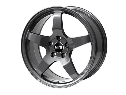 NM Eng. RSe05 17x7.5 +40 5x112 Light Weight Wheel for MINI (NM.880503G)