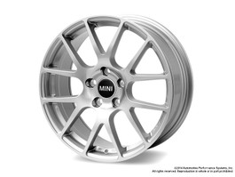 NM Eng. RSe12 18x7.5 +40 5x112 Light Weight Wheel for F-Chassis MINI JCW (NM.881203)