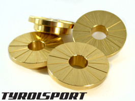 TyrolSport Solid Subframe Bushings for Audi MK1 TT (TTSSFB)