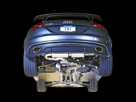 AWE Tuning SwitchPath Exhaust System for 2012-2013 Audi TT-RS 2.5L Quattro Manual