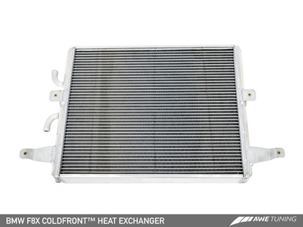 AWE Tuning Coldfront Heat Exchanger for BMW F8X M3/M4 (4510-11080)