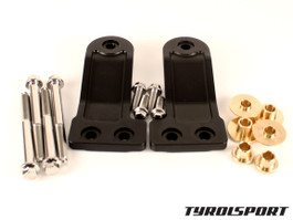 TyrolSport DeadSet Rigid Subframe Kit for Audi 8V A3 & MK7 VW Golf/GTI (TSDSKVW7)