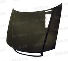 Seibon Carbon Fiber OE Hood for 96-01 A4