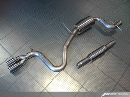 AWE Tuning Catback Performance Exhaust for VW Golf / Rabbit 2.5L