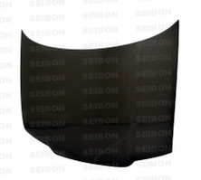 Seibon Carbon Fiber OE Hood for 00 to 04 Jetta MK4