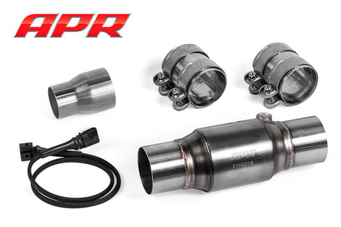 APR FWD Midpipe for VW/Audi MQB (MKP0001)