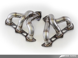 AWE Tuning Performance Header Set for 2011-2012 Porsche 911 GT2 RS