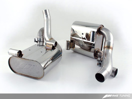 AWE Tuning Performance Muffler Set for Porsche 911 997.2 (3010-11056)