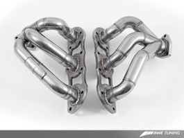 AWE Tuning Performance Header Set for 911 Porsche 997.2TT