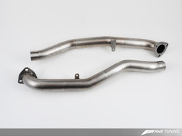 AWE Tuning Performance Cross Over Pipes for Porsche 911 Carrera/Targa 997.2