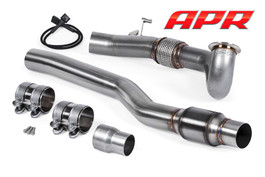 APR Cast Inlet AWD Downpipe for VW/Audi 1.8T/2.0T MQB (DPK0021)