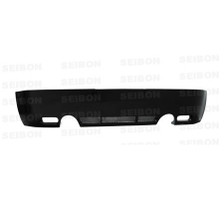 Seibon Carbon Fiber Rear lower Lip TT Style for 06-07 Golf GTI